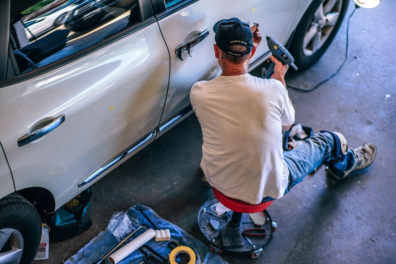 jak odnowić samochód