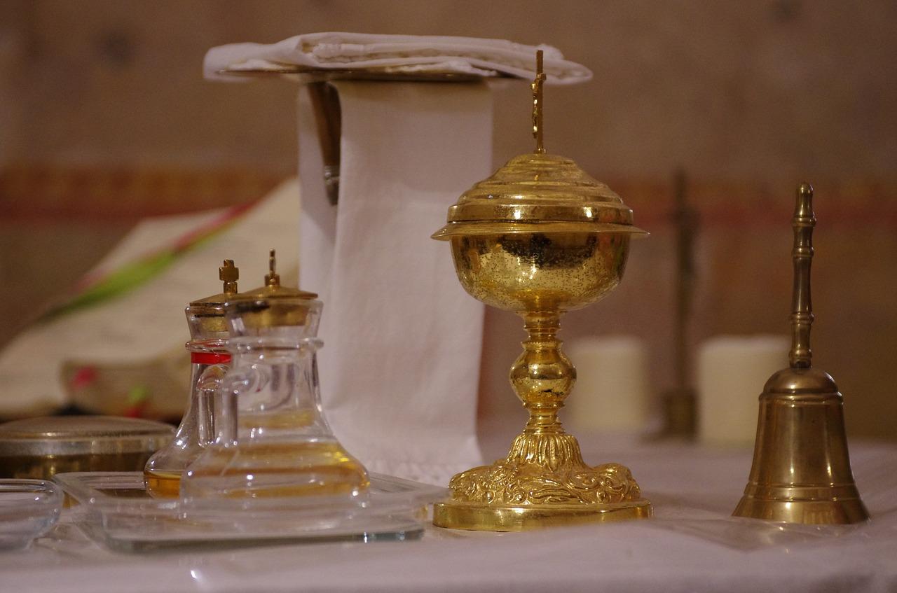 akcesoria liturgiczne